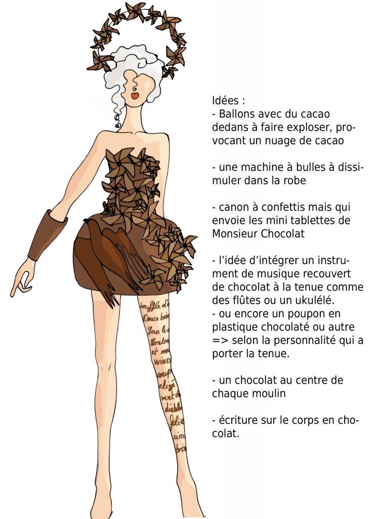 CROQUIS DEF MONSIEUR CHOCOLAT:BRESSON:MARIE ANGE CASALTA