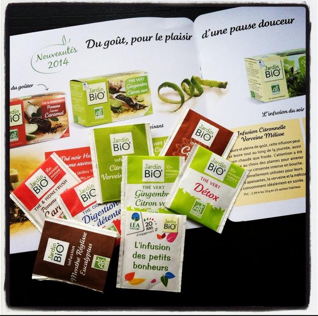 Concours Nouveaut H E Jardin Bio Delices Sucreries